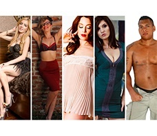 Vote for our models and webmaster partners at the Live Cam Awards 2015!