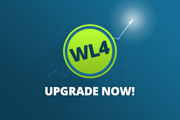 1 - WL3.0 and CTL products to be discontinued - Upgrade to WL4 NOW!