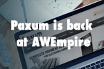Choose Paxum as your means of receiving payments!'